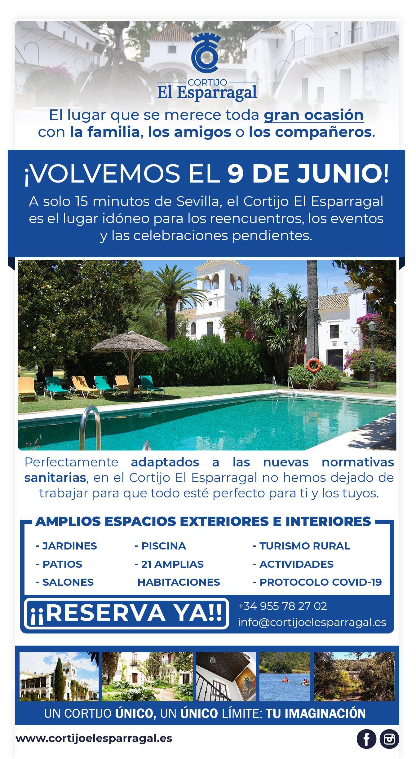 Piscina Sevilla Verano Vacaciones