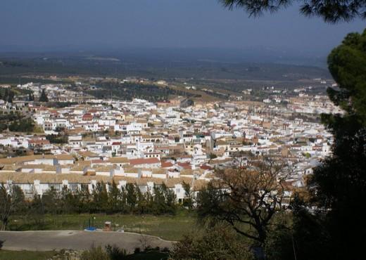 comer y hotel en Sierra Castiblanco